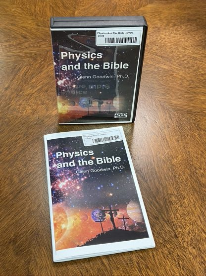 physics and bible dvd and book 2